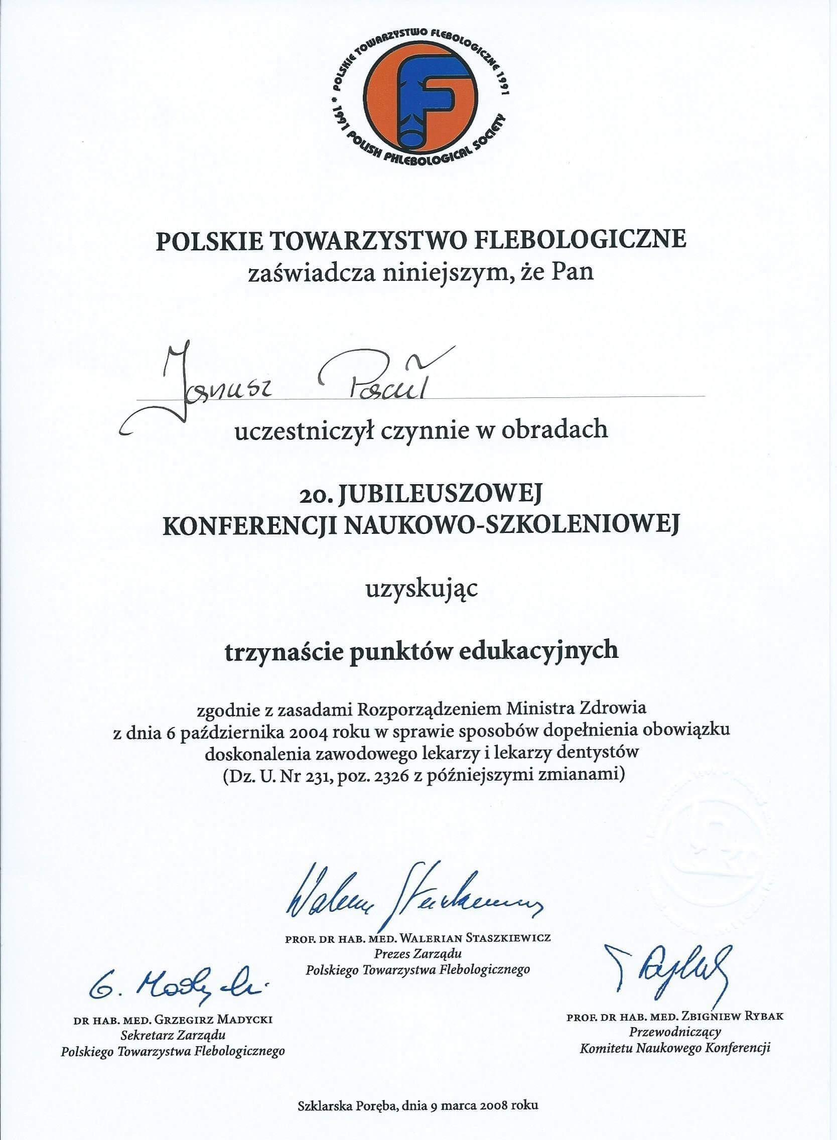 2008 PTF Szklarska