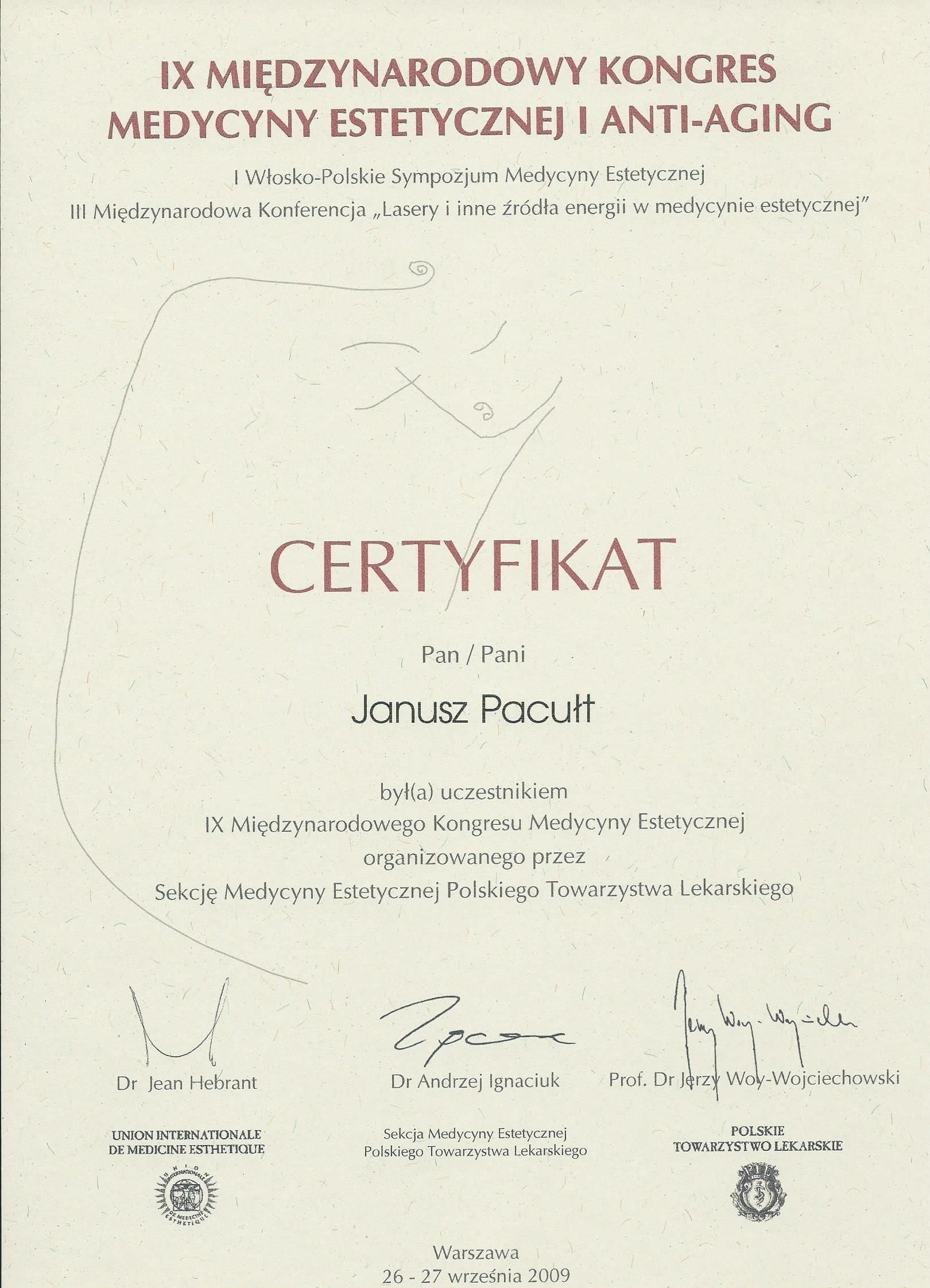 Scan 2009 Med Est IX Kngres
