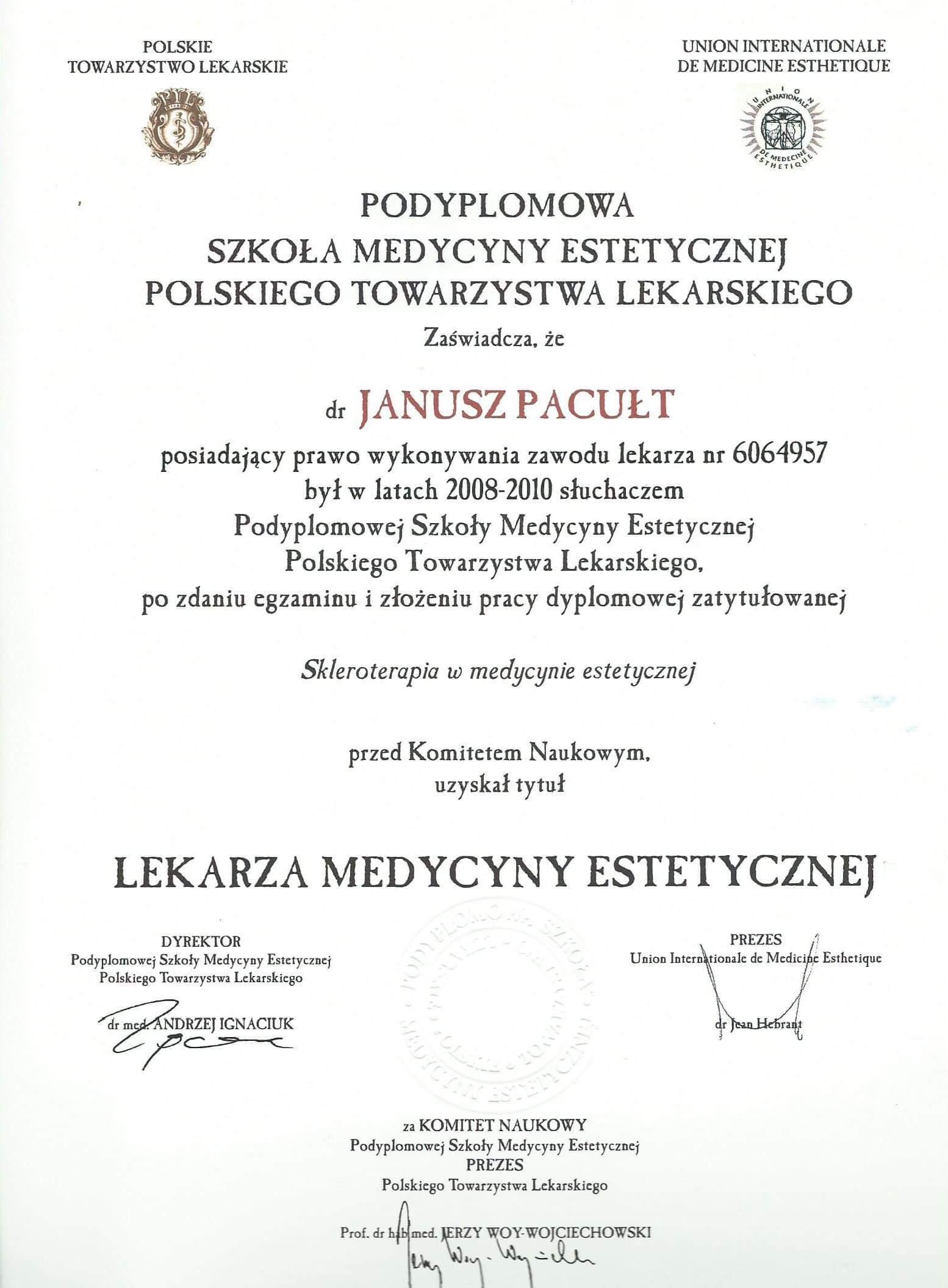 Scan 2010 Med Est Dyplom Lekarza